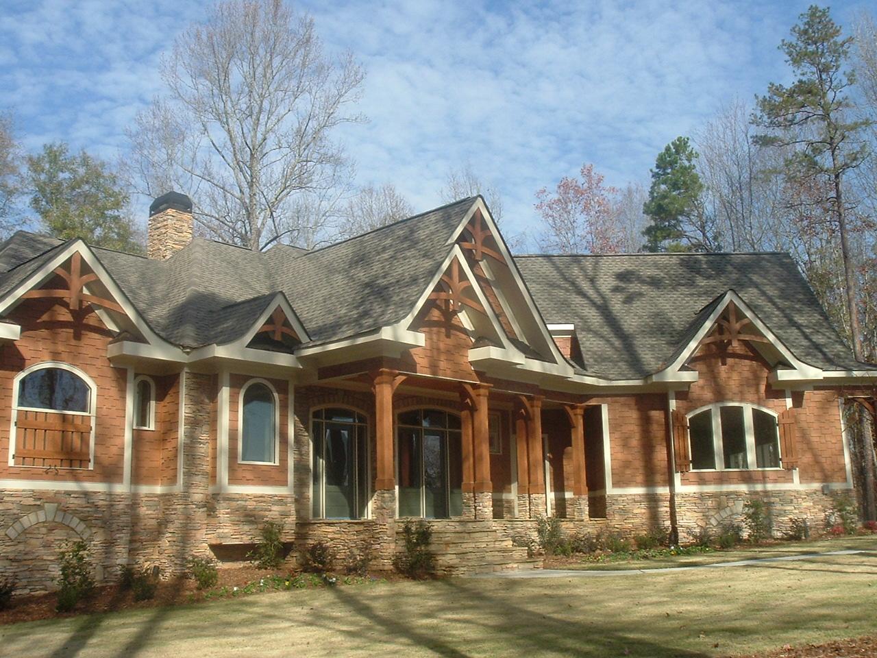 How to paint cedar shake siding on a house home design ideas